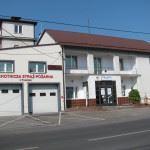 Budynek będacy siedzibą kilku instytucji m.in. Domu Kultury